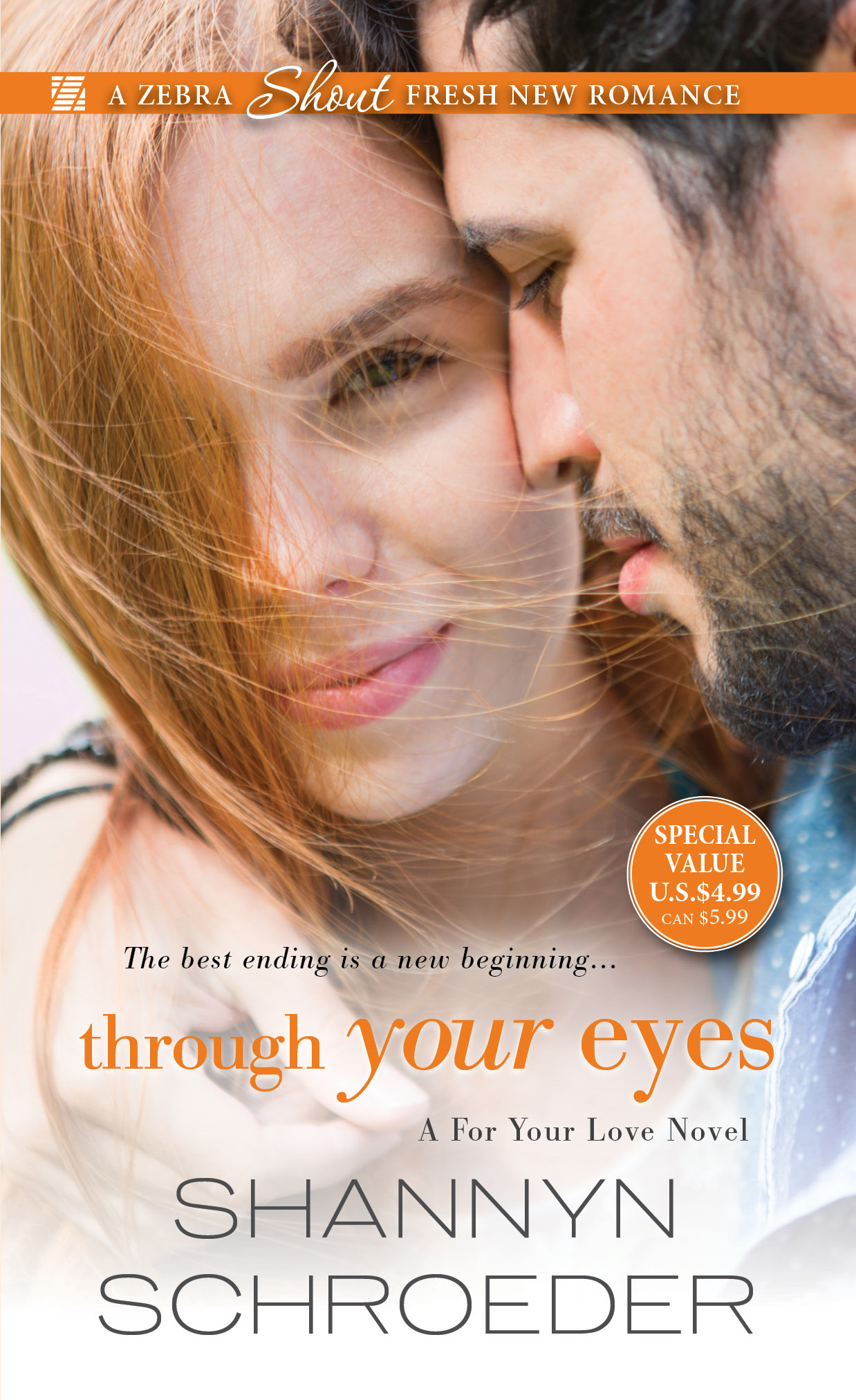 THROUGH YOUR EYES By Shannyn Schroeder @TastyBookTours @sschroeder_