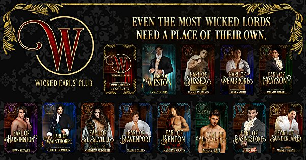The Wicked Earls' Club Has Opened Its Doors: January Preview!