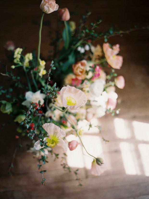 fine art spring florals ohio