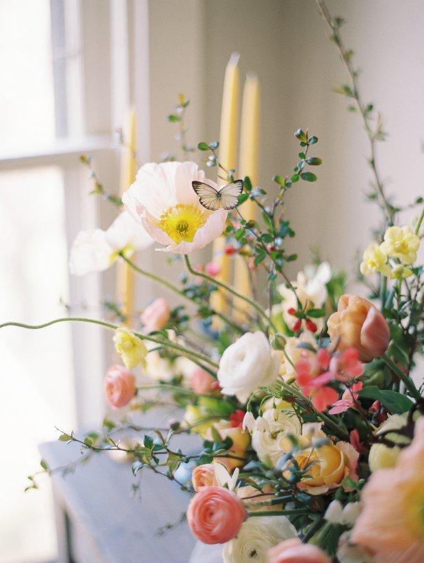 fine art spring florals, ohio