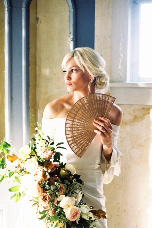 Hamilton Musical wedding inspiration