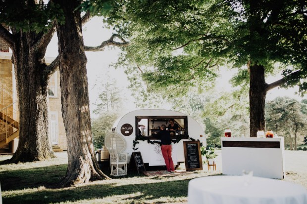 Short and Stout Mobile Bar wedding ideas