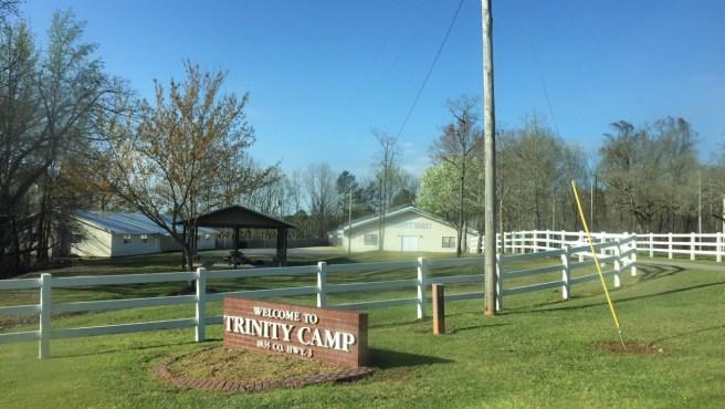 trinity camp