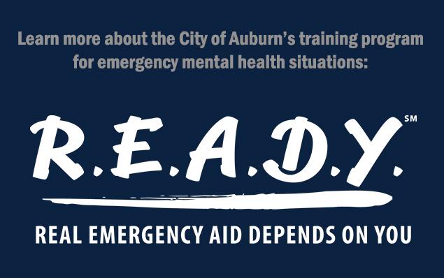R.E.A.D.Y. program, ready program, auburn, state of the city