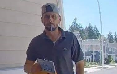 porch pirate, package thief