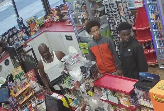Auburn Police Department seek help identifying three suspects