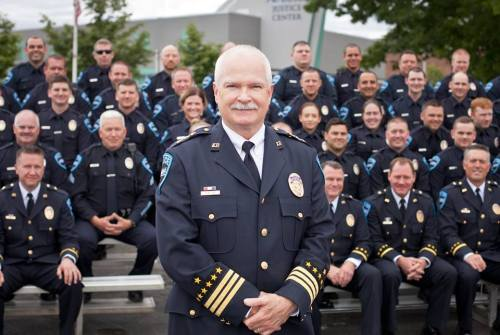 Reflections in retirement: Chief Lee
