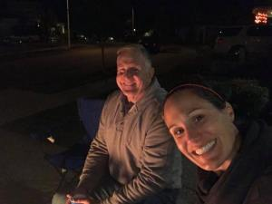 Shelly Moreno, Moreno, Randy Green, Halloween Donation, Lakeland, Annual Diego Moreno Food Drive