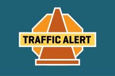 traffic alert, traffic advisory, auburn traffic, traffic advisory, city of auburn, road construction