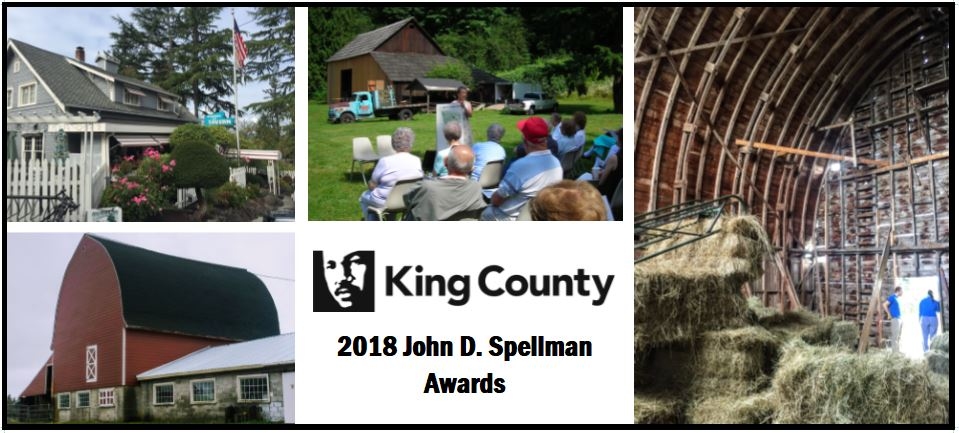 John Spellman Award, King County, Auburn, Historic Auburn