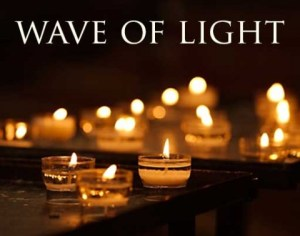 Wave of light, stillborn, misscarriage, infant and pregnancy loss