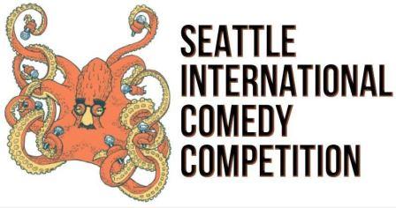 SICC, Seattle International Comedy Competition, Drew Dunn, Phillip Kopczynski, Landry, Bo Johnson, Harry J Riley