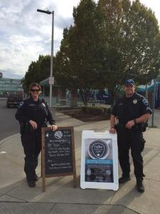 Auburn Police Officers Association, APOA, Auburn Police Department, APD, Auburn WA Police, City of Auburn, Coffee With A Cop,