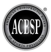 American Chiropractic Board of Sports Physicians, DACBSP, ACBSP, Pearson Chiropractic, Chiropractor