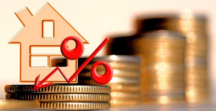 low housing interest rates
