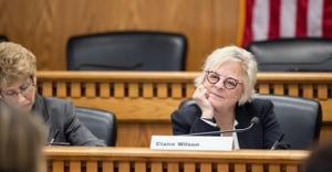senator wilson, claire wilson, 30th district senator claire wilson,