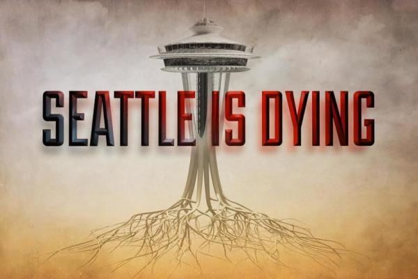 Seattle Is Dying, KOMO News, Eric JOhnson, Patrick McCurdy, Homelessness in Seattle, Why is Seattle Dying