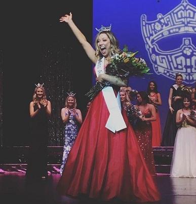 Amanda Enz, Miss Auburn, Miss Auburn 2019, Miss Auburn and Miss Auburn Outstanding Teen Scholarship Program