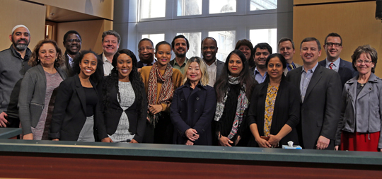 Immigrant and Refugee Commission, King County Immigrant and Refugee Commission