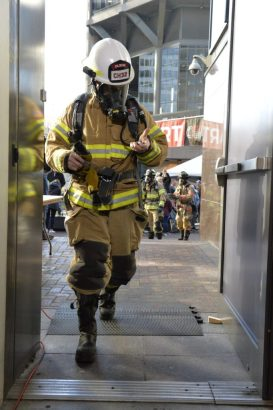 28TH Annual LLS Scott Firefighter Stairclimb, Colton Fogelberg, VRFA, Valley Professional Firefighters IAFF 1352, Firefighter stairclimb, columbia tower stairclimb, Kevin Olson vrfa, Kevin Olson, Deputy Chief Olson, Deputy Chief Kevin Olson, Deputy Chief VRFA