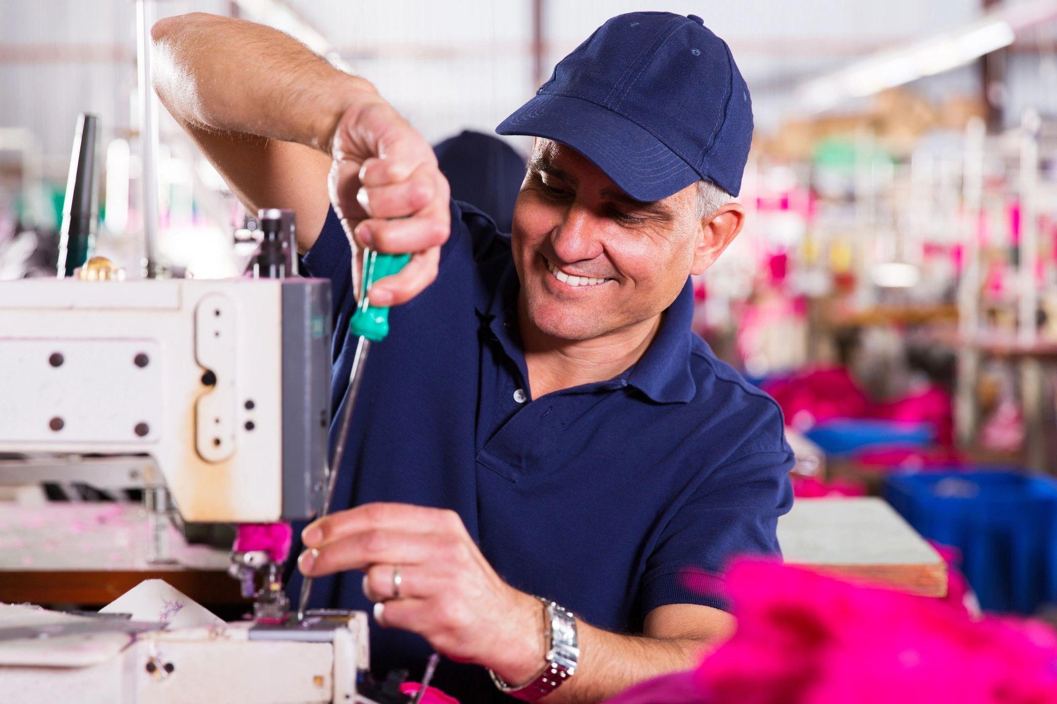 repair clinic, sewing machine repair, small appliance repair