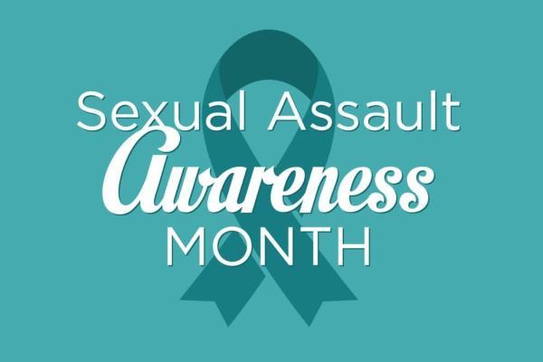 SAAM, Sexual Assault awareness month, apd