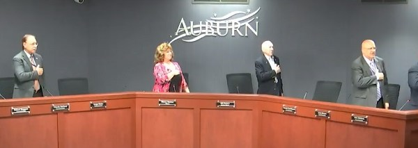 city council meeting, auburn city council, city council re-cap