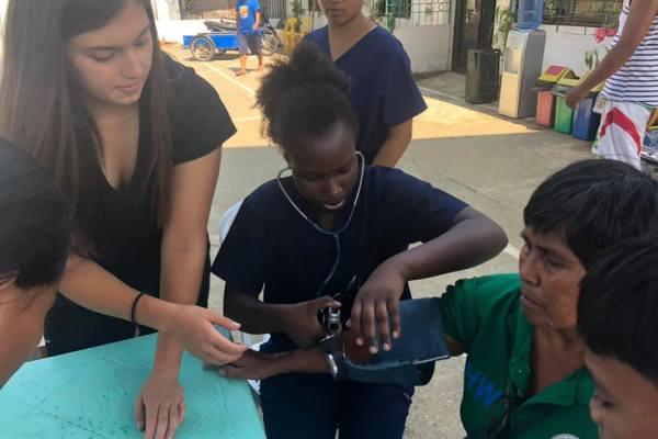 Pagudpud, Pagudpud Wellness Center, auburn adventist academy, medical mission trip, Rhonda McNamara McKey, Philippines, Pagudpud