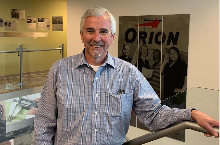 Jerry Chase, Orion Industries, Auburn Wa, Auburn Wa business