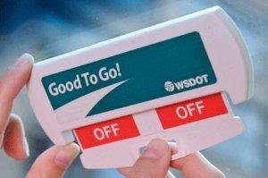 good to go pass, good-to-go, good to go, wsdot