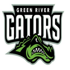 green river college, gators, green river gators, slater the gator, grc gators