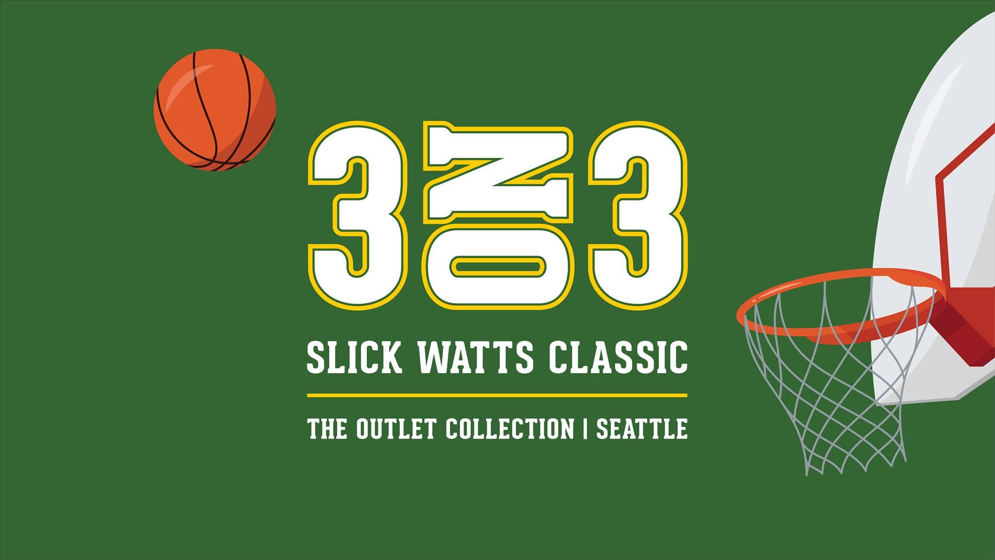 3on3 Slick Watts Classic, Slick Watts, Slick Watts Classic, 3on3 Tournament