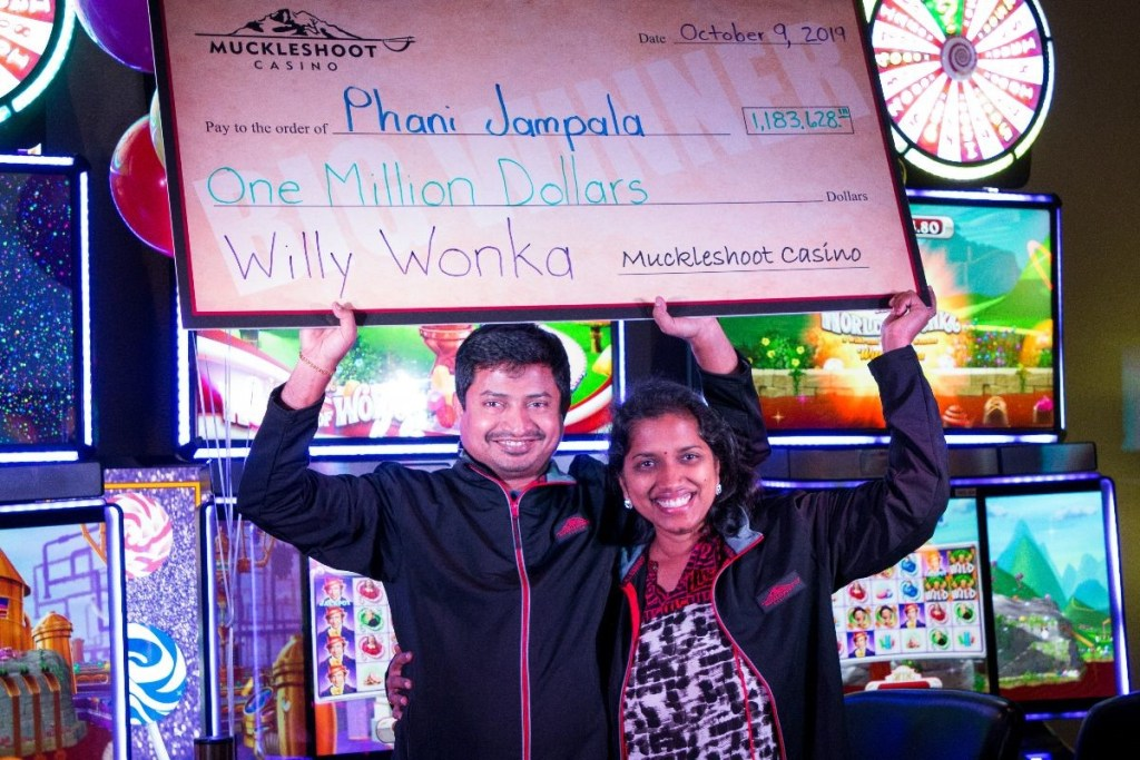 muckleshoot casino, muckleshoot casino million dollar win