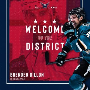Brendan Dillon, brendan Dillon Washington capitals, caps dillon, dillon trade, dillon capitals trade, dillon traded to capitals