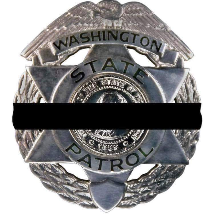 Washington state Patrol, Trooper Justin R. Schaffer, wsp trooper, wsp trooper killed in the line of duty
