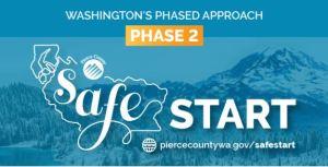 pierce county, pierce county wa, covid-19, covid-19 phase 2, phase 2 pierce county