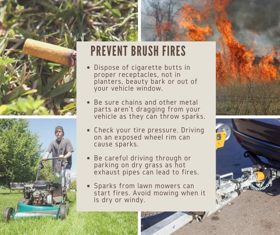 Vrfa, valley regional fire Authority, brush fire prevention, vrfa brush fire prevention