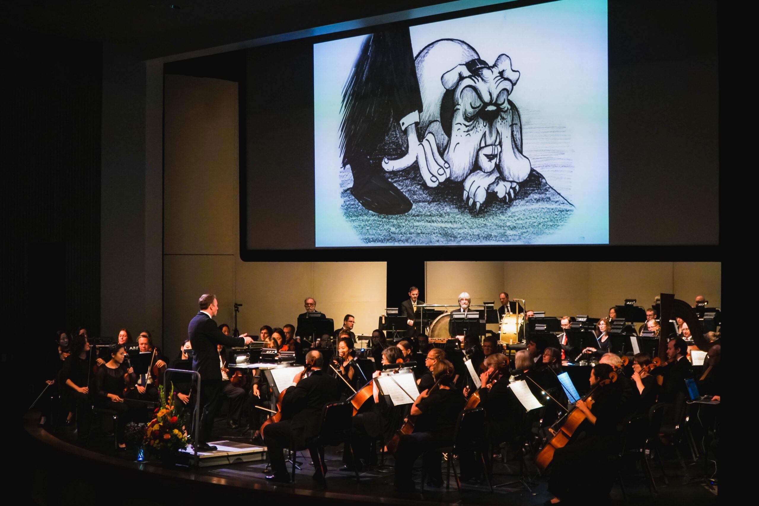 auburn symphony, aso, auburn symphony orchestra, adrian wyard, gnome
