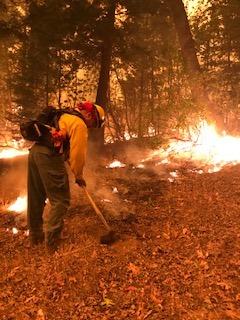 california wildfires, wildfires, wildland team, zone3 strike team, california wildfire, valley regional firefighters