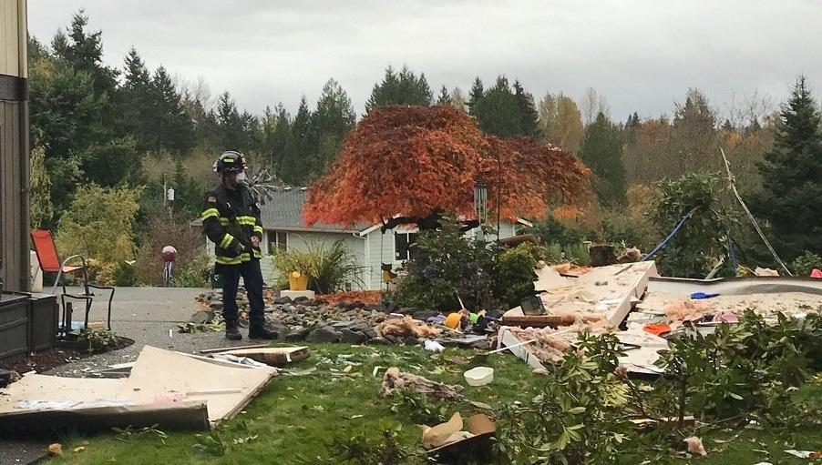 valley regional fire authority, lea hill explosion, lea hill rv explosion, lea hill november 5, lea hill vrfa