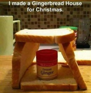 gingerbread house, gingerbread house meme,