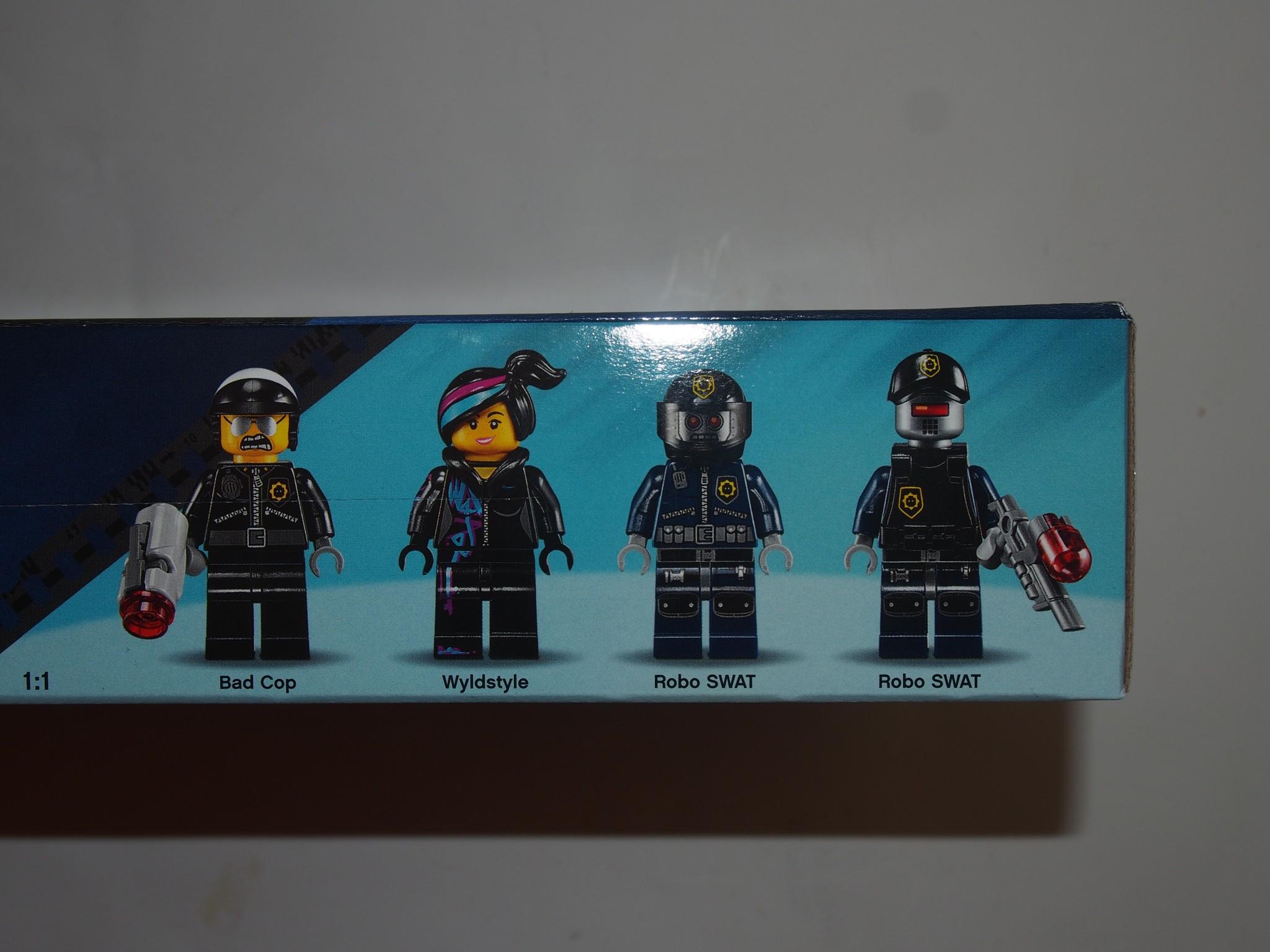 Méchant Flicref Lego The MovieLa Poursuit Course De uT1cJl3FK