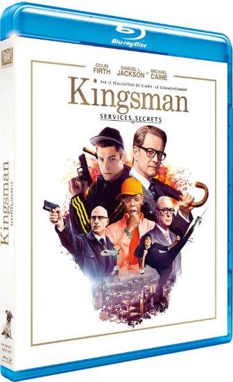 Type : Action, Espionnage Réalisateur : Matthew Vaughn Avec : Colin Firth, Taron Egerton, Mark Strong… Durée : 2H09