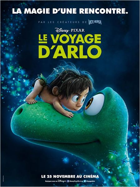 Le Voyage D'Arlo affiche