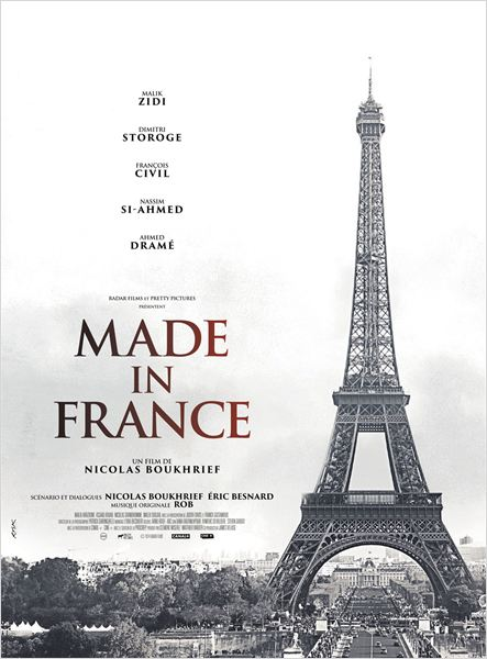 Made In France affiche