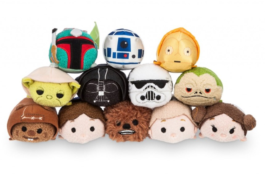 Collection Tsum Tsum Star Wars