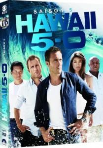 Hawai 5-0 saison 5 dvd