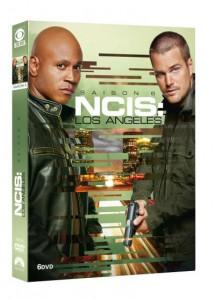 NCIS LOS Angeles DVd saison 6
