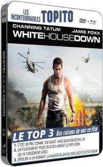 White house down topito metalpack