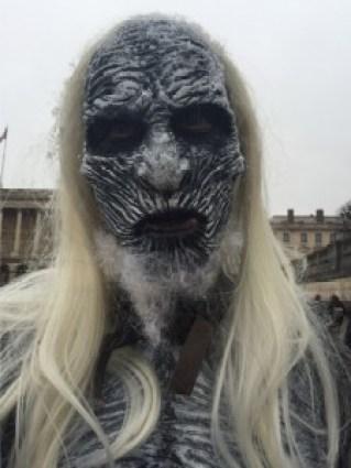 Game Of Thrones Marcheurs Blancs Paris 8